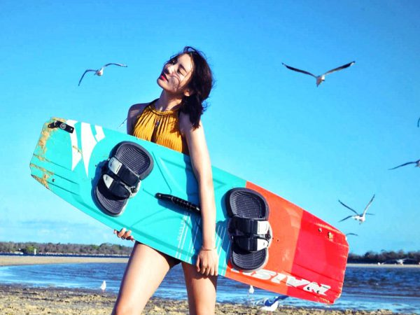 Why Kiteboarding