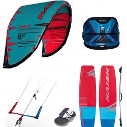 naish kiteboaring package